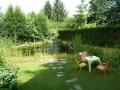 Vulkangarten im Landgasthof Kupferschmiede