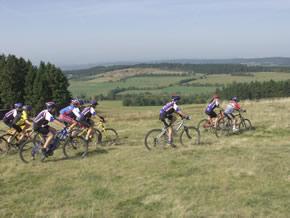 Startpunkt Landgasthof für Radatouren: Auf die Räder, fertig, los!