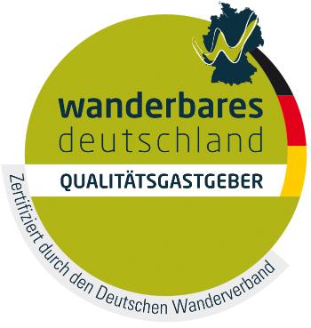 Wanderbares Deutschland – Ihr Qualitätsgastgeber Landgasthof Kupferschmiede