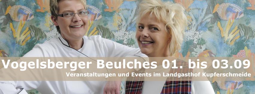 Lecker Essen im Landgasthof Kupferschmiede - Vogelsberger Beulches