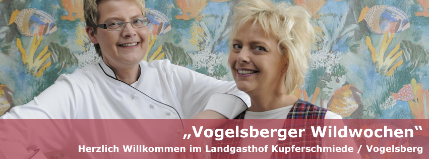 """Mehr erfahren » Oktober 2018 """"Vogelsberger Wildwochen"""""""
